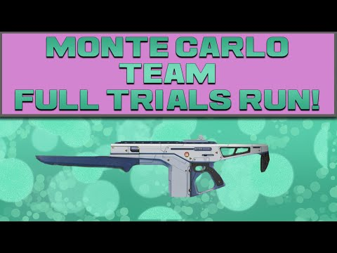 DESTINY - MONTE CARLO TRIALS OF OSIRIS FULL RUN!