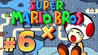 SUPER MARIO BROS. X # 06 ★ Toad und das Röhren-Chaos! [HD / 60fps] Let