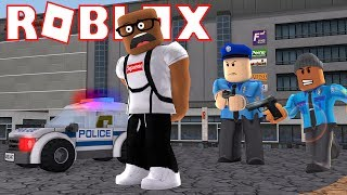 GETTING ARRESTED IN ROBLOX