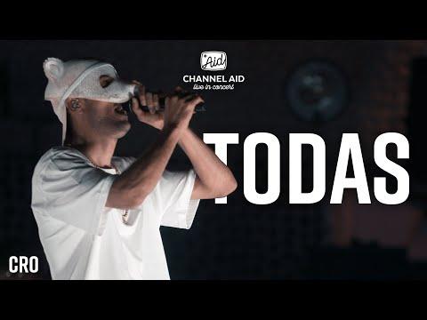 CRO - Todas (live aus der Elbphilharmonie Hamburg) #CALIC2018