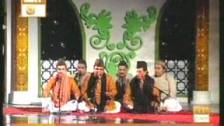 Special Mefil-e-Sama(Qawwali)on 10th Muharram ALI AKBER CHALEY JAB RUN KO By Nizami Brothers Qawwal