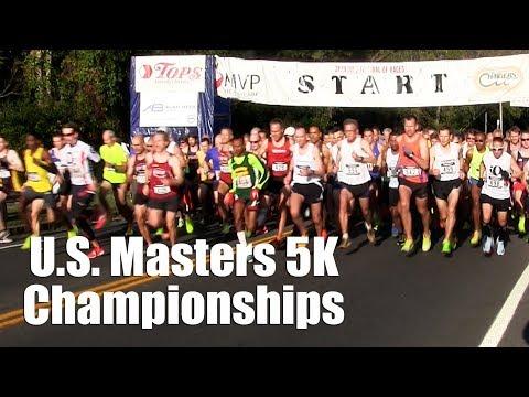 U.S. Masters 5K National Championships - Syracuse - Men's Race