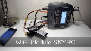 Программатор / WiFi Module SKYRC из Banggood(, 2015-11-19T02:31:27.000Z)