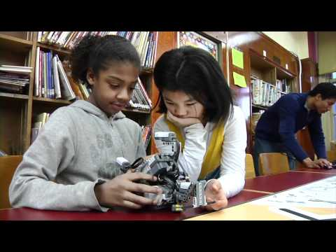 New York Academy of Sciences - Afterschool Video