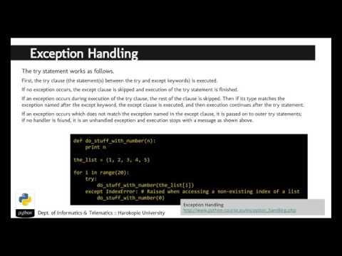 Πληροφοριακά Συστήματα Ιστού - Εργαστήριο 1 - εισαγωγή στην Python