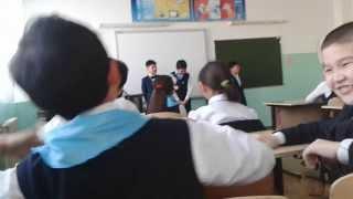 Танцы на уроке