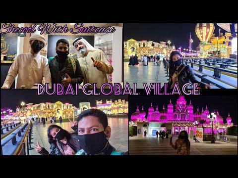 DUBAI 2021 | DUBAI GLOBAL VILLAGE | LEATHER JACKET SHOPPING | PERFUME SHOPPING