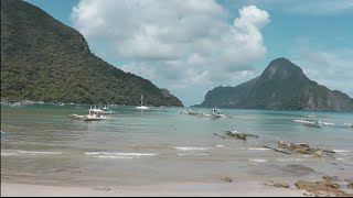 Arriving in El Nido, Palawan, Philippines Thumbnail