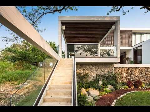 Minimalist Modern House Design minimalist modern house design with simple basic shape and eco
