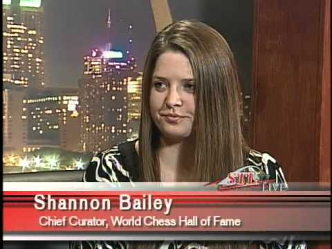 STL TV Live - World Chess Hall of Fame