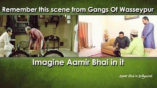 Aamir Liaquat in Bollywood (Gangs Of Wasseypur)   The Idiotz