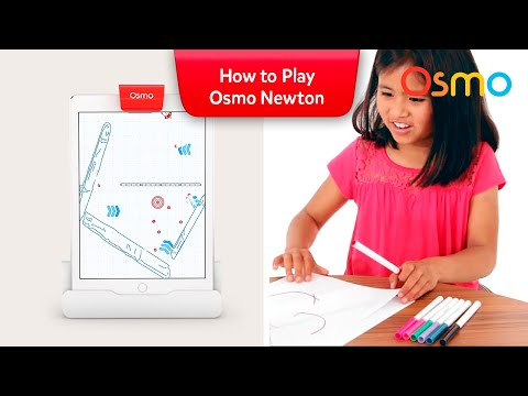 How to Play Osmo Newton