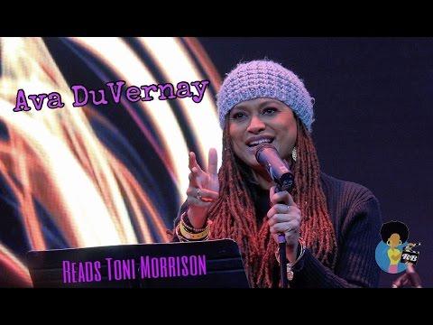 Ava DuVernay - Reads Toni Morrison