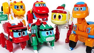 GoGoDino S4 sound transform dinosaur Anki, Pokey, Storm appeared with Super Wings! #DuDuPopTOY