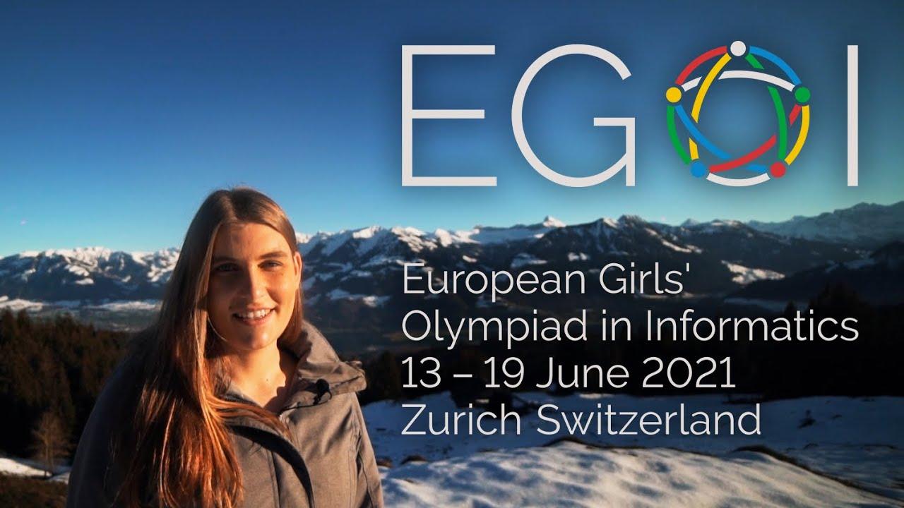 Olimpiada europea de Informática para chicas