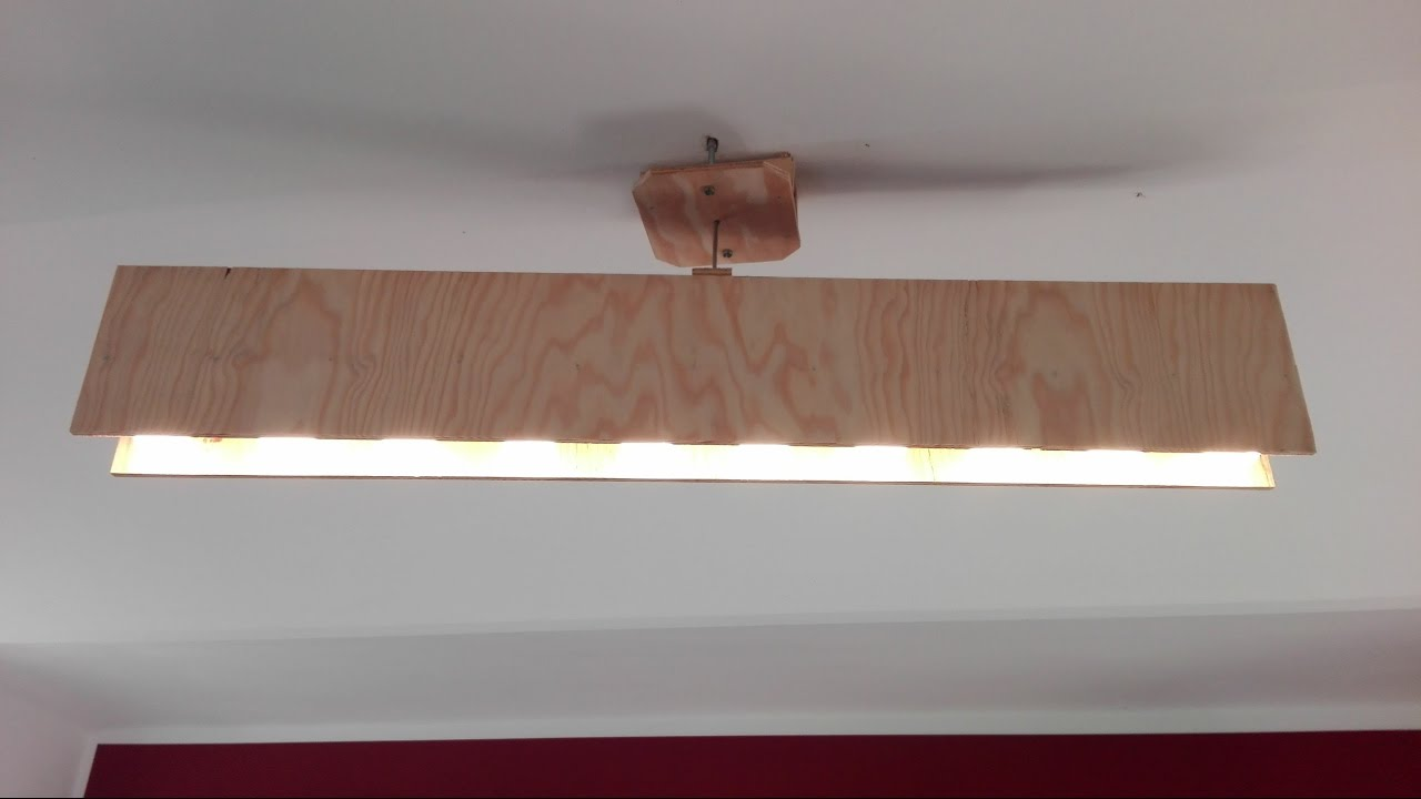 Lampadario fai da te diy chandelier youtube - Lampadario da camera ...