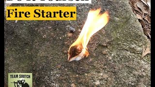 DIY Cheap & Easy Survival Fire Starter
