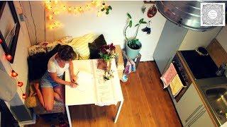 Studentin Lebt Im Tiny House Mitten In Der Stadt