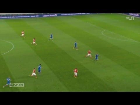 Suisse 4-4 Islande / Résumé du match / Qualification CM 2014