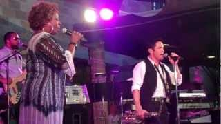 Dave Koz and Margaret Bell Perform Don