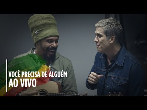 Marcelo Falcão + Jota Quest [ Você Precisa de Alguém AO VIVO ]