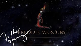 Freddie Mercury - Love Kills (Lyric Video)