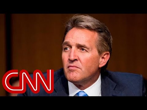 Flake threatens to vote against judicial nominees