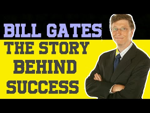 BILL GATES||CO FOUNDER(MICROSOFT)|| UNTOLD STORY BEHIND SUCCESS||MOTIVATED||HINDI|| Learn new lesson