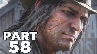 RED DEAD REDEMPTION 2 Walkthrough Gameplay Part 58 - BUELL (RDR2)