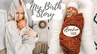 MY BIRTH STORY