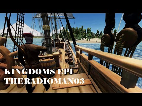 """Kingdoms EP1 """"The Arrival"""""""