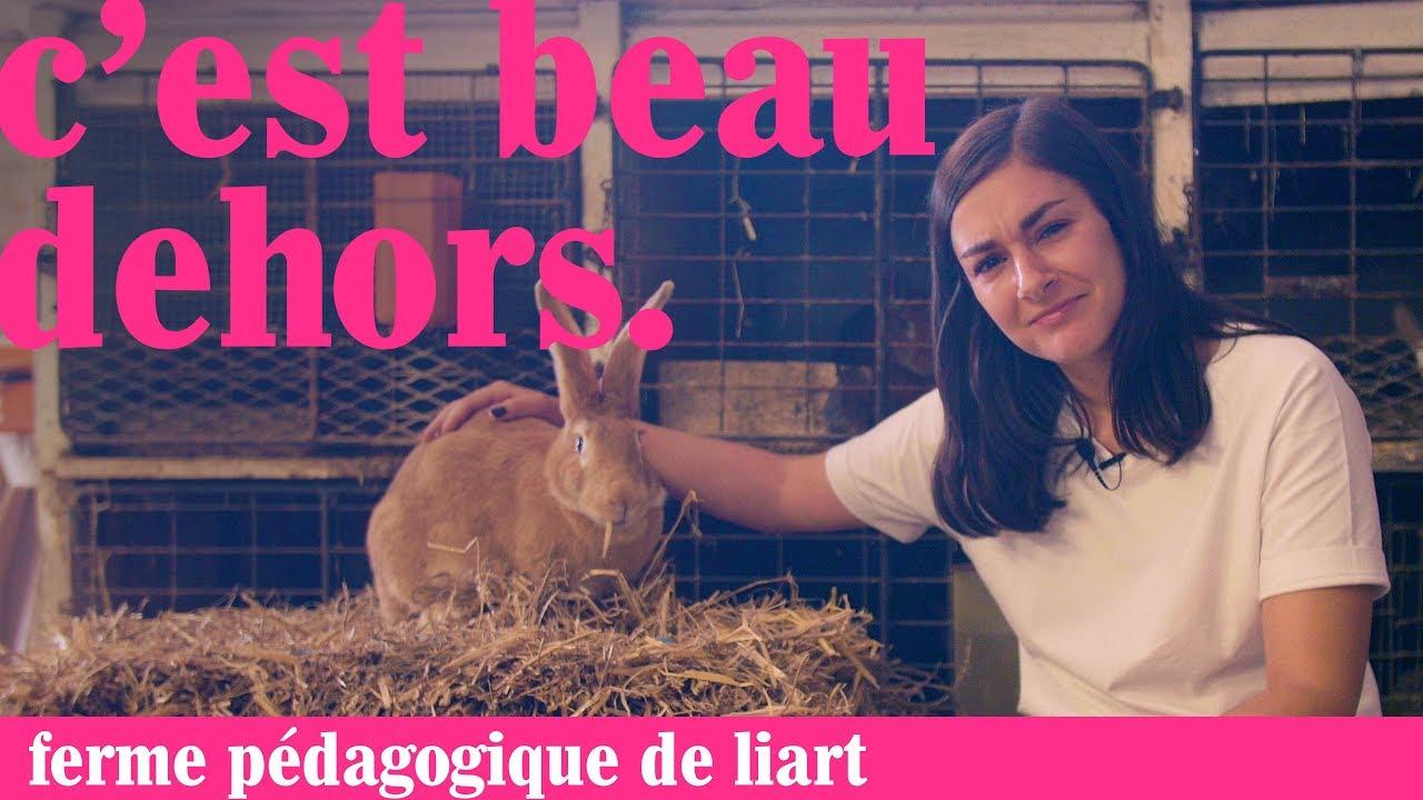 C'est Beau Dehors #26 à la Ferme pédagogique de Liart