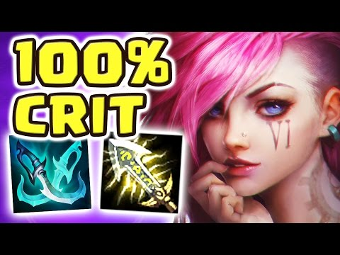 HOW IS THIS ACTUALLY BROKEN?? NEW 100% CRIT WARRING KINGDOMS VI JUNGLE SPOTLIGHT - Nightblue3
