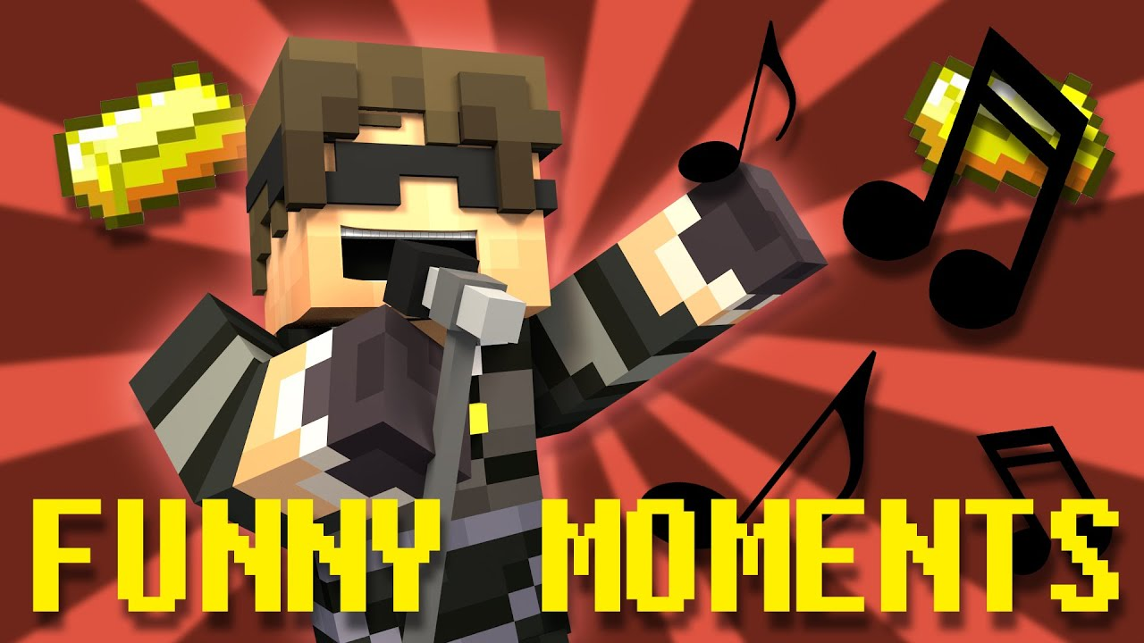 Minecraft (Lucky Sky Wars ) I POOPED IN MY PANTS - YouTube