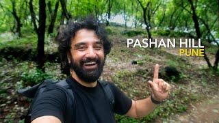 Pashan Tekdi (hill) in Pune   Things to do in Pune   Pune Travel Vlog screenshot 4