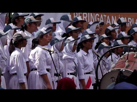Indonesia Jaya (Hari Guru Nasional 2017)