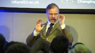 Panel 1: Economics and Brexit