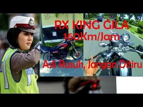 Rusuh Dengan Rx King Paling Keren (Tes Ride Rx King 96)