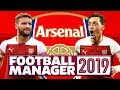 ARSENAL SUMMER TRANSFER WINDOW IN FOOTBALL MANAGER!