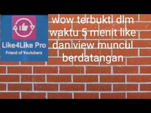 Trik Ampuh Menambah Like Youtube Di Aplikasi