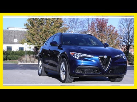 Review: the stelvio is alfa romeo to the very core