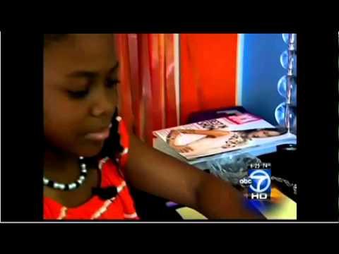 Gabrielle Jordan Williams on ABC 7 News