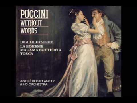 03. Si, mi chiamano Mimi (Instrumental) - La Bohème, Act I - Giacomo Puccini