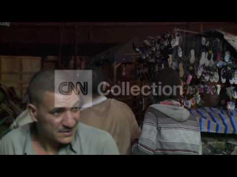 EGYPT:CAIRO CLASHES THROWING ROCKS FIRES
