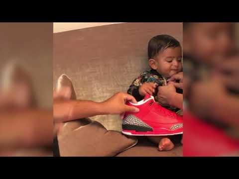 DJ Khaled's Son Asahd Khaled Is a Style Superstar