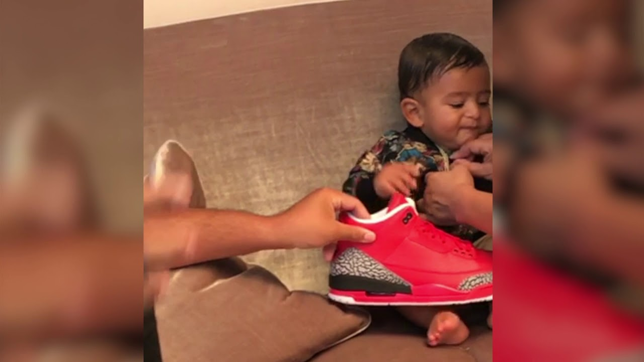 DJ Khaleds Son Asahd Khaled Is A Style Superstar