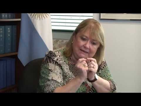 Part Two - John Tumminia with Susana Malcorra, Foreign Minister of Argentina