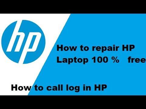 How To Repair HP Laptop 100 %free|HP का लैपटॉप Free में कैसे बनवाये 100 % Free