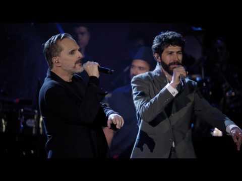 Miguel Bosé - Solo sí (con Benny Ibarra) - MTV Unplugged (Videoclip Oficial)