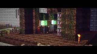 Minecraft PC Small Town | W / Map Download | by Al14 (HD)